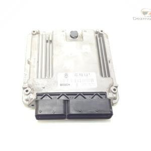 Calculator motor, 03G906016F, Skoda Octavia 2 (1Z3)(id:328939)