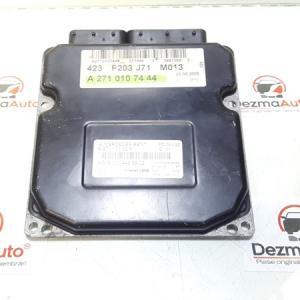 Calculator motor A2710107444, Mercedes Clasa C (W203), 2.2CDI (id:332066)
