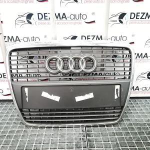 Grila bara fata centrala cu sigla, Audi A6 (4F2, C6) (id:332538)