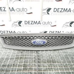Grila bara fata centrala cu sigla, Ford Focus 2 (DA) (id:333801)
