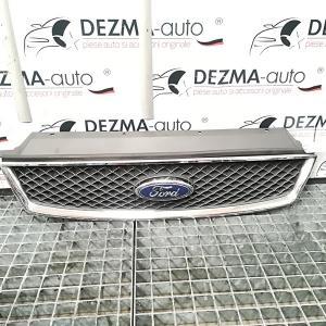 Grila bara fata centrala cu sigla, 3M51-R8138- AG, Ford Focus C-Max (id:333823)