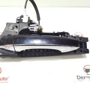 Maner stanga spate, 8T0837885, Audi Q5 (8R) (id:338576)