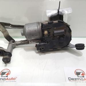 Motoras stergator dreapta fata, 1P0955120A, Seat Leon (1P1) (id:344122)