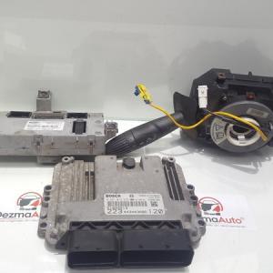 Kit calculator motor 51809513, Fiat Doblo (119) 1.9jtd (id:344199)