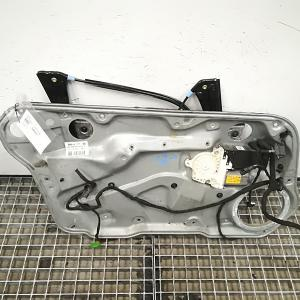 Macara cu motoras stanga fata 1J4837729AA, Vw Golf 4 (1J1) (id:344597)