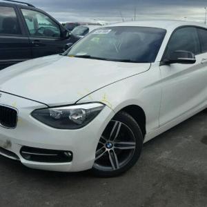 Dezmembrez BMW 1 (F20), 2.0D