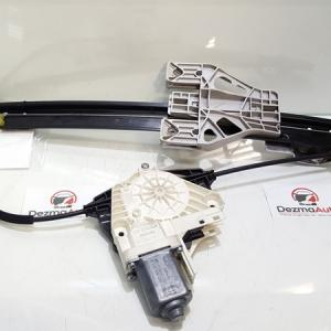 Macara cu motoras stanga spate 8K0839461A, Audi A4 (8K2, B8) (id:353589) din dezmembrari