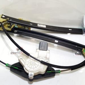 Macara cu motoras stanga fata 8K0837461A, Audi A4 (8K2, B8) (id:353591) din dezmembrari