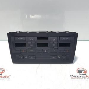 Display climatronic, Audi A4 Avant (8ED, B7) 8E0820043BM (id:353845) din dezmembrari