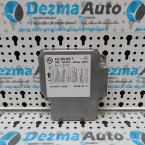 Calculator airbag, 1C0909605F, Skoda Superb (3U4) 2004-2008 (id.160372)