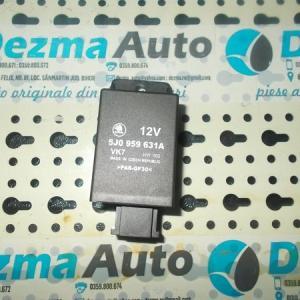 Releu airbag Skoda Fabia 2, 5J0959631A