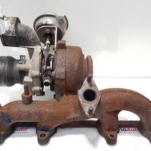 Turbosuflanta, Seat Altea XL (5P5, 5P8) 1.9 tdi, BKC, 038253016K