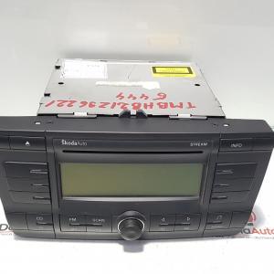 Radio cd, Skoda Octavia 2 Combi (1Z5) cod 1Z0035161B (id:188420)