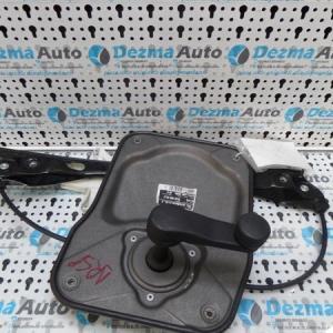 Macara manuala dreapta spate 5J4839402B, Skoda Fabia (5J) 2006-2013