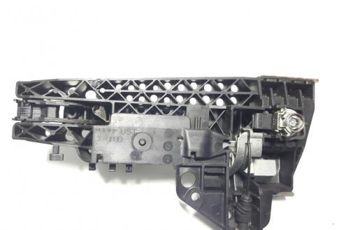 Maner dreapta fata, cod 8T2837886B, Audi A1 Sportback (8XA) (id:282190)