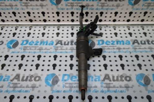 Cod oem: 0445110340, injector Peugeot Partner Tepee 1.6hdi 16V, 9HP