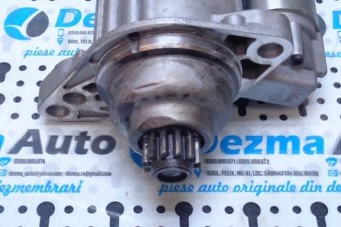 Electromotor 02Z911023P, Vw Golf Plus, 1.6tdi CAYB