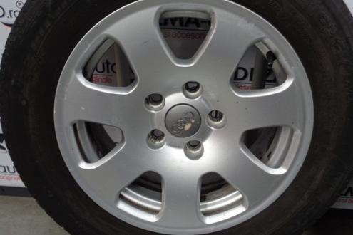 Set jante aliaj 8E0601025, Audi A4 (8E2, B6) 2000-2004 (id:187172)