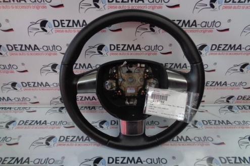 Volan piele, 4M51-3600-EL, Ford Focus 2 combi