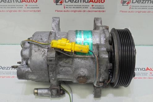 Compresor clima, 4978312244, Peugeot 307 (3A/C) 2.0hdi (id:299945)