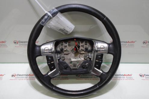 Volan piele cu comenzi 7S71-3600-JB, Ford Mondeo 4