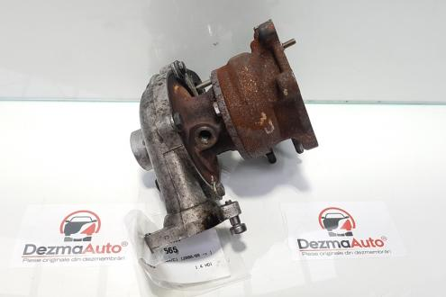 Turbosuflanta, Peugeot 207, 1.4 hdi, cod 54359710009