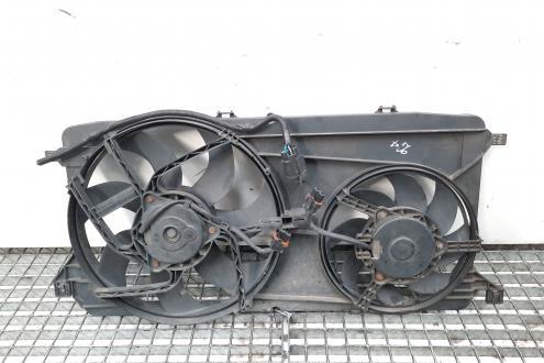 Grup electroventilatoare, cod 6C11-8C607-BC, Ford Transit, 2.2 TDCI, PGFA