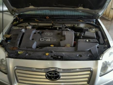 Dezmembrari auto Toyota Avensis 2.0diesel, 2008
