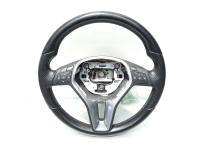 Volan piele cu comenzi, cod A2184602503, Mercedes Clasa E T-Model (S212) (idi:468816)