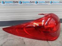 Stop stanga aripa Peugeot 207 Van, 2007-2012