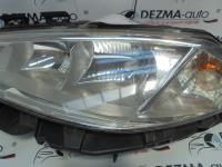 Far stanga, 8200073222, Renault Megane 2 combi