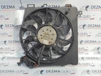 Electroventilator, GM24467442, Opel Astra H sedan 1.7cdti