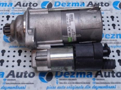 Electromotor 02Z911023P, Vw Golf Plus, 1.6tdi CAYB