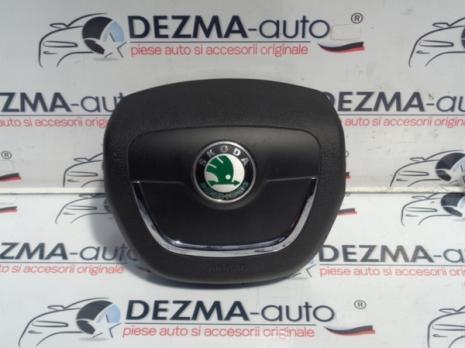 Airbag volan, 1Z0880201AH Skoda Octavia 2 (1Z3) (id:222766)