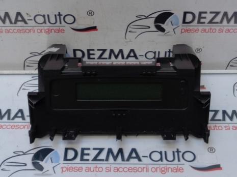 Display bord 8200290542C, Renault Megane 2 sedan