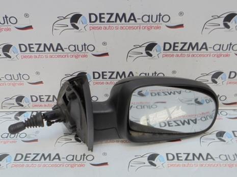 Oglinda manuala dreapta, Opel Corsa D (id:260852)