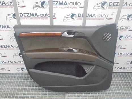 Tapiterie stanga fata, Audi Q7 (4L) (id:283623)