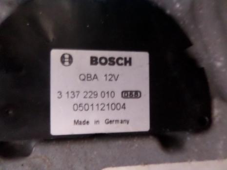 Electroventilator Volvo XC70, 2.4D (D5) 3137229010, 31111543