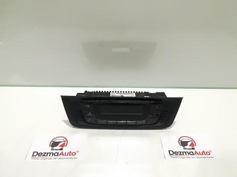 Display climatronic, 6J0820043A, Seat Ibiza 5 Sportcoupe (6J1) din dezmembrari